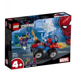 LEGO Marvel Super Heroes Καταδίωξη Με Αυτοκίνητο Του Σπάιντερ Μαν 76133 5702016369731