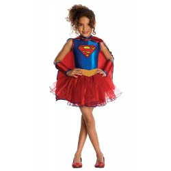 Rubies Carnaval Costume DC Super Girl Νο. S (3-4 Χρονών) 881627S 883028162758