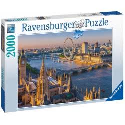 Ravensburger Παζλ 2000 τεμ. Λονδίνο 16627 4005556166275