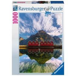 Ravensburger 1000 Pcs Puzzle Norway 15256 4005556152568