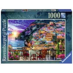 Ravensburger 1000 Pcs Puzzle Positano, Italy 15263 4005556152636