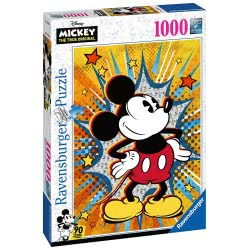 Ravensburger Παζλ 1000 τεμ. DC Mickey Mouse 15391 4005556153916