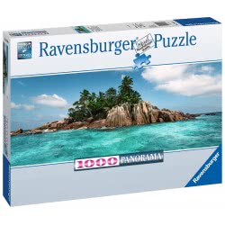 Ravensburger 1000 Pcs Puzzle Exotic Island - Panorama 19884 4005556198849