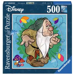 Ravensburger 572 Pcs DC Puzzle 7 Sleepy 15207 4005556152070