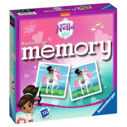 Ravensburger Educational Game memory® Nella, the Princess Knight 21448 4005556214488