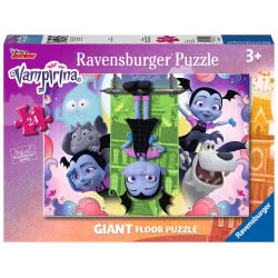 Ravensburger 24 Pcs Floor Puzzle Vampirina 05551 4005556055517
