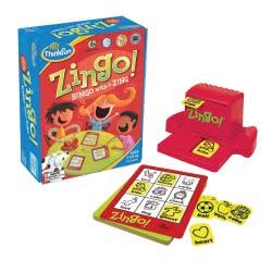 ThinkFun Παιχνίδι Λογικής Zingo Bingo 007700 019275077006