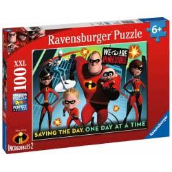 Ravensburger 100XXL Pcs The Incredibles 10716 4005556107162