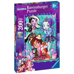 Ravensburger Παζλ 200XXL τεμ. Enchantimals 12602 4005556126026