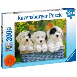 Ravensburger Παζλ 200XXL Τεμ. Κουτάβια 12765 4005556127658