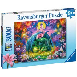 Ravensburger 300XXL Pcs Puzzle Magical Dragon 13258 4005556132584
