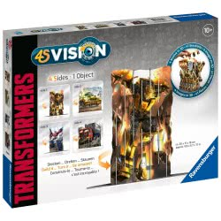 Ravensburger 4S Vision Παζλ 60 Τεμ. Transformers 18049 4005556180493