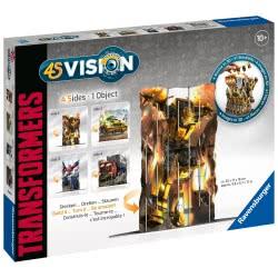 Ravensburger 60 Pcs Puzzle 4S Vision Transformers 18049 4005556180493