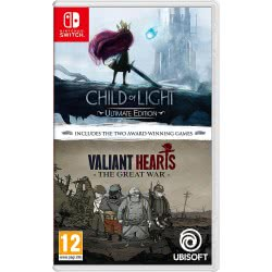 UBISOFT Nintendo Switch Child of Light and Valiant Hearts The Great War  3307216102045