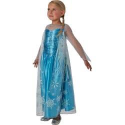 Rubies Carnaval Costume Disney Frozen Έλσα No. S (3-4 years) 300263/3-4 883028353521