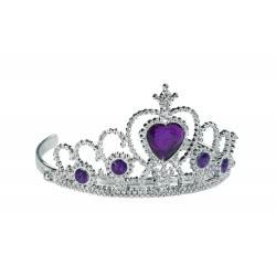 Fun Fashion Στέμμα Πριγκίπισσας με Διαμάντια - 2 Χρώματα 80547 5204745805479