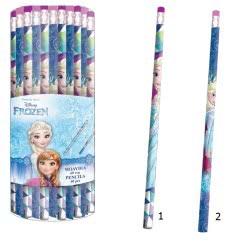 Diakakis imports Disney Frozen Μολύβι Με Γόμα - 2 Σχέδια 561814 5205698225208