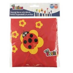 Diakakis imports The Littlies Παιδική Ποδιά Ζωγραφικής με Μανικια 43x55 εκ. - 2 Χρώματα 0646110 5205698416569