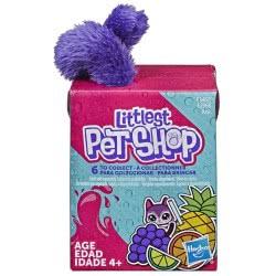 Hasbro Littlest Pet Shop Hungry Pet Plush Λούτρινο Ρακούν E2968 / E3467 5010993541324
