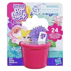 Hasbro Littlest Pet Shop Best Buds 2 Ζωάκια Έκπληξη Σε Γλάστρα E5237 5010993566174