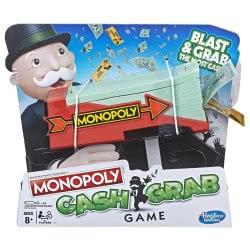 Hasbro Board Game Monopoly Cash Grab E3037 5010993541065