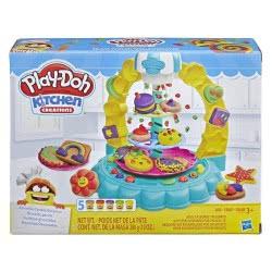 Hasbro Play-Doh Kitchen Creations Sprinkle Μπισκότο Έκπληξημε 5 Play-Doh Χρώματα E5109 5010993558742