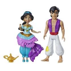 Hasbro Disney Princess Jasmine And Aladdin Dolls E3051 / E3082 5010993556670