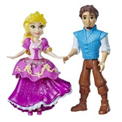 Hasbro Disney Princess Ραπουνζέλ Και Eugene Κούκλες E3051 / E3081 5010993556687
