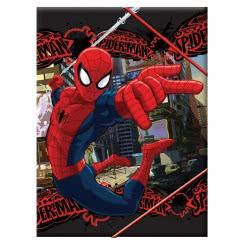 GIM Ντοσιέ Λάστιχο A4 Spiderman 37-59510 5204549058705 5204549058705