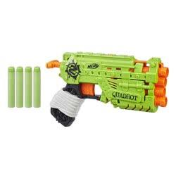 Hasbro Nerf Zombie Strike Quadrot Blaster E2673 5010993553945