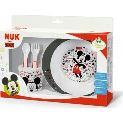 NUK Training Food Set Disney Mickey Mouse 80890653 3159921218777