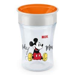 NUK Training Cup Magic Mickey 230Ml - 2 Colours 10255403 4008600308430