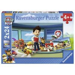 Ravensburger Παζλ 2χ24τεμ. Paw Patrol 09085 4005556090853