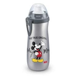 NUK Παγουράκι Sports Cup 450Ml Mickey Με Καπάκι Push-Pull - 2 Σχέδια 10255413 4008600311713