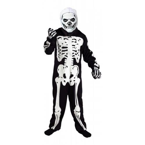 CLOWN Carnaval Costume Fortnite Skull Trooper No  12 01412
