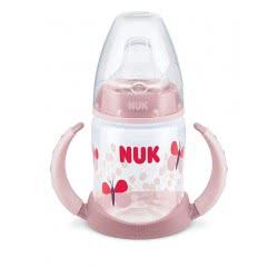 NUK First Choice Μπιμπερό Εκπαίδευσης 150 ml με Ρύγχος - 4 Σχέδια 10743793 4008600310570