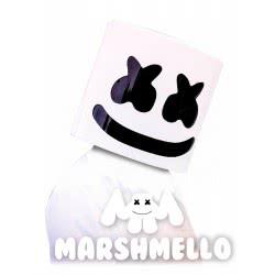 CLOWN Καπέλο - Μάσκα Αποκριάς Marshmello 72693 5203359726934