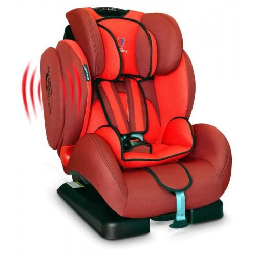just baby Κάθισμα Aυτοκινήτου Angel 9-36kg Χρώμα Κόκκινο JB-2003R 5221275895121