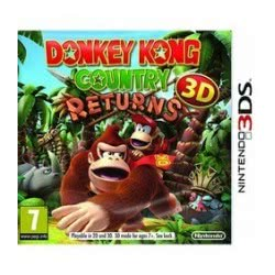 Nintendo 3DS Donkey Kong Country Returns 3D  045496523619