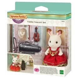 Epoch The Sylvanian Families: Town Series - Violin Concert Σετ 6009 5054131060094