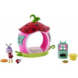 Mattel Enchantimals Petal Park - Teeny Kitchen Playset FXM96 / FXM98 887961695748