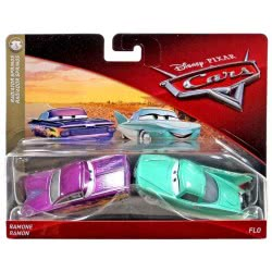 Mattel Disney/Pixar Cars 3 Ramone And Flo Pack Of Two DXV99 / FLH59 887961558548