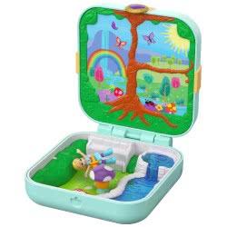 Mattel Polly Pocket Δώρο Έκπληξη - Μαγικό Δάσος GDK76 / GDK79 887961745863
