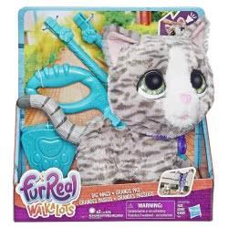 Hasbro Furreal Walkalots Big Wags, Kitty - Γατάκι E3504 / E4781 5010993543717