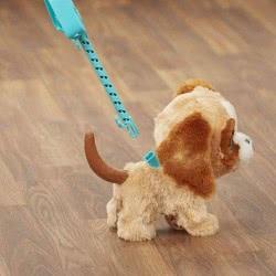 Hasbro Furreal Walkalots Big Wags, Pup - Σκυλάκι E3504 / E4780 5010993543724
