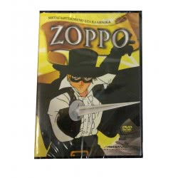 Penwest DVD Zorro ( 001111) 5206430001111