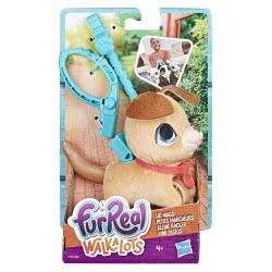 Hasbro Furreal Walkalots Lil Wags Puppy - Σκυλάκι E3503 / E4765 5010993543748