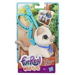 Hasbro Furreal Walkalots Lil Wags Kitty - Γατούλα E3503 / E4766 5010993543731