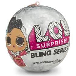 GIOCHI PREZIOSI L.O.L. Surprise - Κούκλα Bling, Εκπληξομπαλίτσα LLU40001 8056379064176