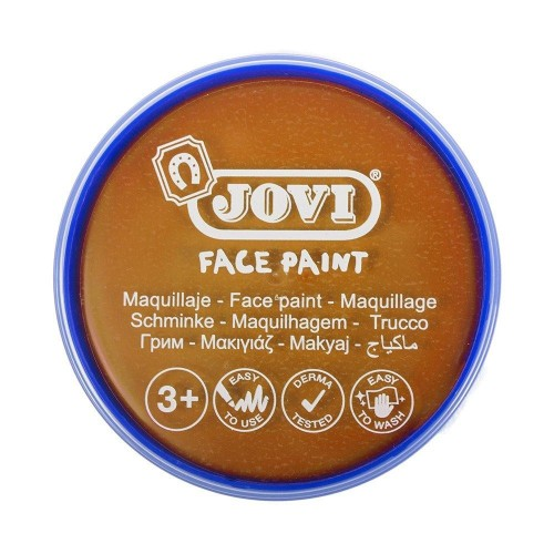 JOVI Face Paint Χρώματα Προσώπου Βαζάκι 20ml - Πορτοκαλί 226.177E 8412027030434